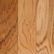 Rustic Natural Oak Smooth Engineered Hardwood