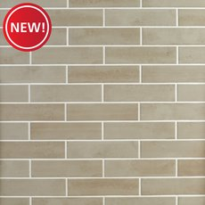 New! Definitive Warm Stone Polished Ceramic Mosaic