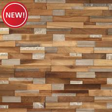 New! Charter Oaks Stone Mix Marble Panel Ledger