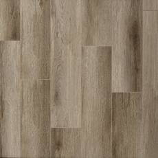 Misty Greige Rigid Core Luxury Vinyl Plank - Foam Back