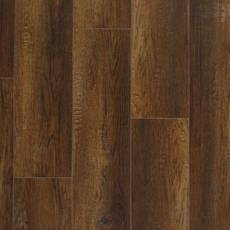 Oxford Espresso Oak Rigid Core Luxury Vinyl Plank - Cork Back