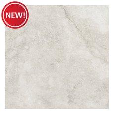 New! Kodiak White II Polished Porcelain Tile