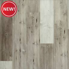 New! Flagstone Pine Rigid Core Luxury Vinyl Plank - Foam Back