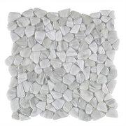 Shelter Cove Glass Pebble Mosaic
