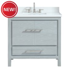 New! Riley 37 in. Vanity with Engineered Top