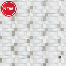 New! Maui Wave II Glass Mosaic