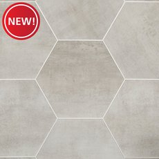 New! Candler Gray Matte Porcelain Tile