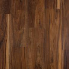 Acacia Handscraped Rigid Core Luxury Vinyl Plank - Cork Back