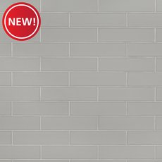 New! Slate Gray II Ceramic Tile