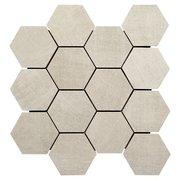 Sundance II Hexagon Porcelain Tile