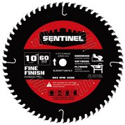 Sentinel 10in. 60T Wood Blade