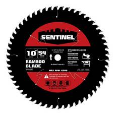 Sentinel 10in. 54T Wood Blade