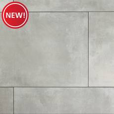 New! Torre Gray Polished Porcelain Tile