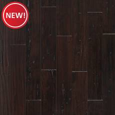 New! Dark II Mahogany Distressed Solid Hardwood
