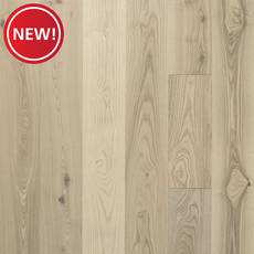 New! Prospect Ash Wire-Brushed Solid hardwood