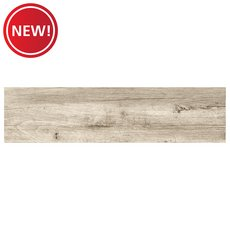 New! Mansfield Ash III Porcelain Wood Plank Tile