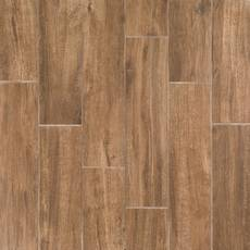 Burton Oak III Wood Plank Porcelain Tile