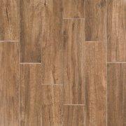 Burton Oak III Wood Plank Porcelain Tile