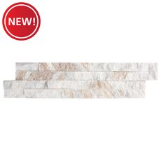 New! Fantasy Brown Splitface Marble Ledger