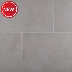 New! Concept Gray Porcelain Tile