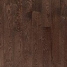 Maverick Red Oak Wire-Brushed Solid Hardwood
