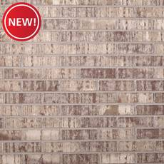 New! Vintage Oaks Thin Brick Flat