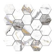 Rialto Grand Hexagon Porcelain Mosaic