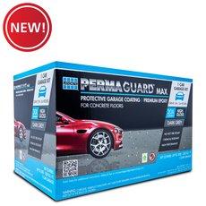New! Permaguard Max Dark Gray 1 Car Garage Kit
