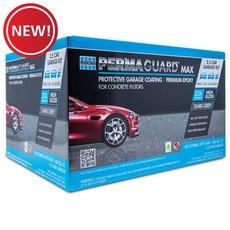 New! Permaguard Max Dark Gray 2.5 Car Garage Kit