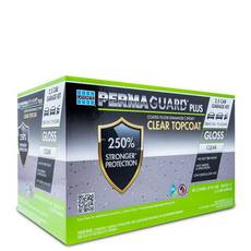 Permaguard Plus Clear Topcoat 2.5 Car Garage Kit