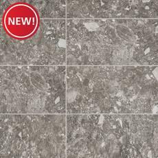 New! Cardiff Gray Porcelain Tile