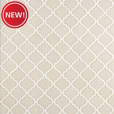 New! Heirloom Clay Arabesque II Porcelain Tile