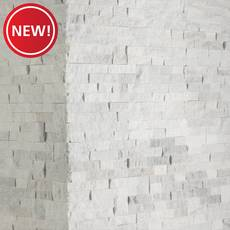 New! Glacier II Quartz Corner Ledger