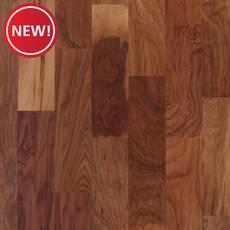 New! Natural Walnut II Hand Scraped Engineered Hardwood
