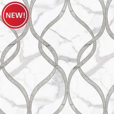 New! Seline Polished Porcelain Mosaic