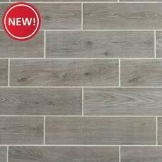 New! Westchester Gray Quick Lock Porcelain Tile
