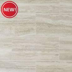 New! Silver Falls Quick Lock Porcelain Tile