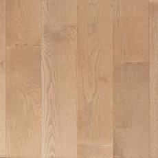 Serene White Oak Wire-Brushed Engineered Hardwood