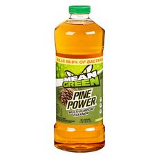Mean Green Pine Power Disinfectant Multi-Purpose Cleaner 48oz.