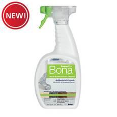 New! Bona PowerPlus Hard Surface Antibacterial Cleaner Spray