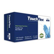 Blue Nitrile Gloves 100 Pack - XLarge
