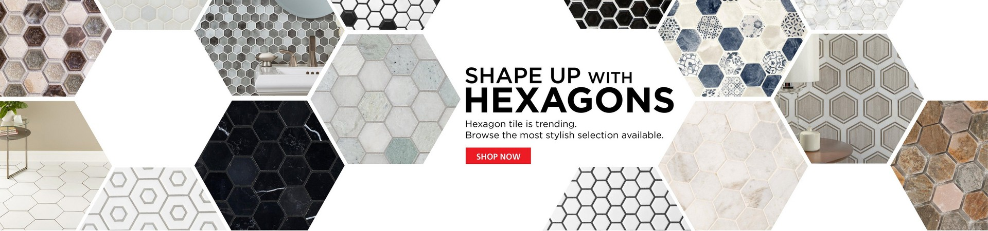 Shape Up with Hexagons