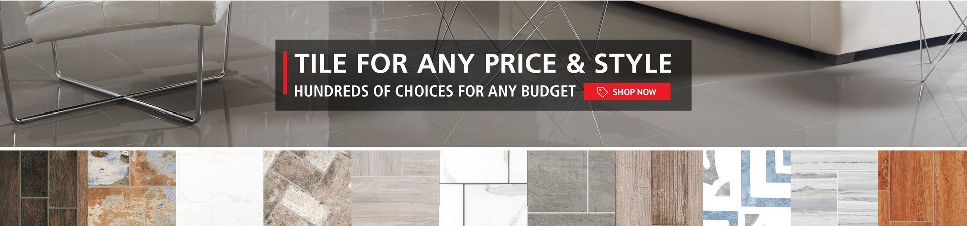 Tile for Any Price and Style