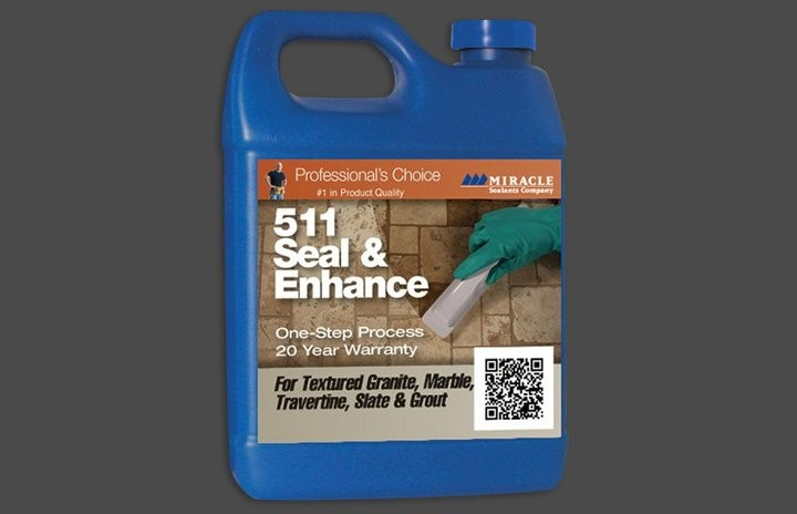 SEALERS & CLEANERS FOR TILE & STONE