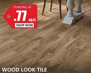 Wood Look starting at $0.74 per square foot