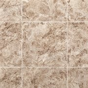 Cappuccino Brown High Gloss Ceramic Tile