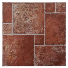 Track Terracotta Ceramic Tile