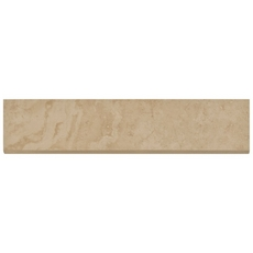 Messina Almond Porcelain Bullnose