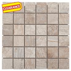 Clearance! Precious Stone Tuscan Porcelain Mosaic
