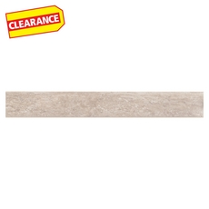 Clearance! Forum Cappuccino Porcelain Bullnose